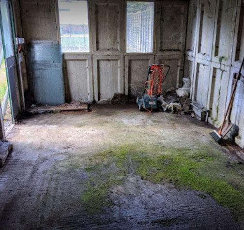 Birmingham Garden Building Clearout